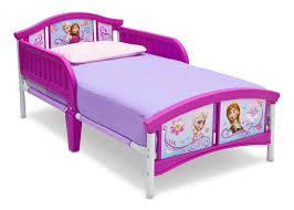 Frozen Plastic Toddler Bed