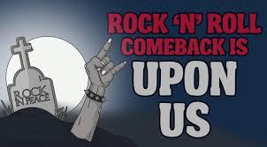 Rock Comeback에 대한 이미지 검색결과