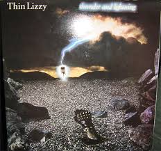 <b>Thin Lizzy</b> - <b>Thunder</b> And Lightning | Releases | Discogs