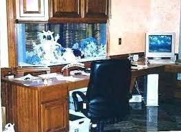 office desk aquarium. office desk fish tank aquarium for gallery aquatic interiors .