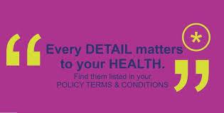 Building A Health Insurance Comparison Chart Cigna Ttk Vs