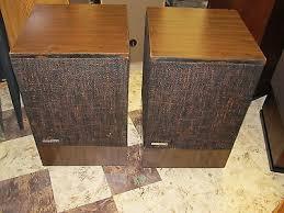 vintage bose 501 speakers. vintage pair bose 501 series ii speakers