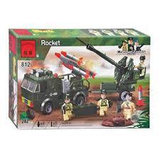 <b>Конструктор ENLIGHTEN</b> 812 Военная <b>техника</b> — купить в ...