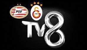 PSV GS TV8 canlı izle! TV8 şifresiz nasıl izlenir? TV8 Uydu frekans  bilgileri nedir? - Galatasaray (GS) Haberleri