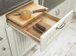 Cutting Board Cabinet Diy Kitchen Cabinets Pictures Options Tips Ideas Hgtv