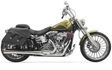 motorcycle exhaust systems for harley davidson rocker c ebay