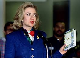 First Woman Cabinet Member Hillary Clinton Biography National First Ladies Library