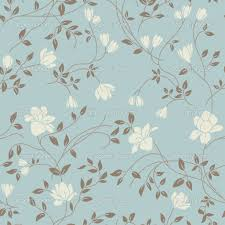 Flower Pattern Wallpaper Inspiration Vintage Flower Pattern Wallpaper WallMaya