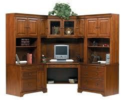 office depot desk hutch. Office Depot Corner Desk With Hutch Bush Cabot White Wood Image Of Amazon