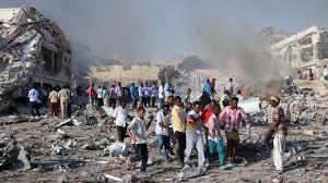 الصومال - ارتفاع عدد ضحايا هجومي العاصمة الى 200 قتيل