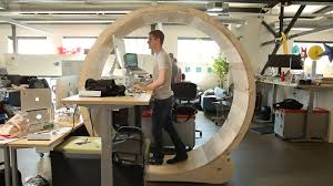 maybe it s time for a wheel desk