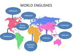 World Englishes Unit A Level English Language