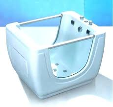baby jacuzzi bathtub baby bathtub very small freestanding acrylic baby bathtub l bath bathtub s