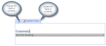 How To Create A Table Of Contents In Microsoft Word