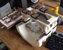 5 axis robin build foam teaching milling