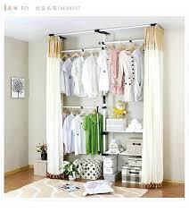 no closet in bedroom even better a hideaway no space closet idea baby spaces bedrooms and no closet in bedroom