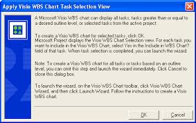 Wbs Chart In Ms Project 2013 Easily Develop Work Breakdown Structure Charts With Project
