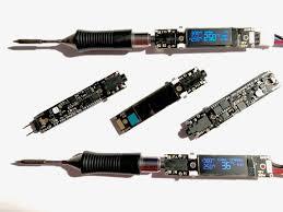 diy soldering iron to enlarge