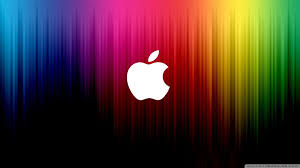 Rainbow Apple Wallpapers - Top Free ...