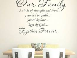 vinyl wall sayings family decals love