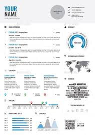 infographic cv infographic maker creator resume