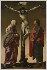 caravaggio michelangelo merisi and his followers  the crucifixion the virgin and saint john