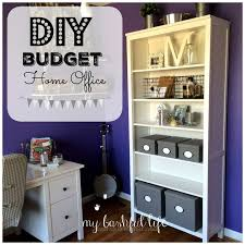 diy home office. DIY Budget Home Office Diy W