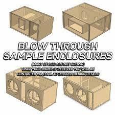 Best Ported Subwoofer Box Design