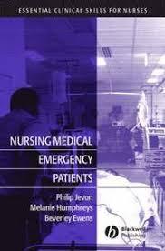 Nursing <b>Medical</b> Emergency Patients - <b>Philip Jevon</b>, Melanie ...