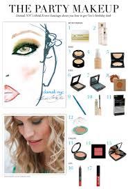 the party makeup damali nyc s heidi evora santiago shows you how to get ceci