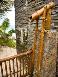 image of diy outdoor showers and tubs