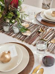 Glancing Original Camille Styles Thanksgiving Place Setting2 3x4 in Table  Setting Ideas