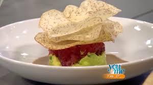 STK's Tuna Tartare Recipe - YouTube