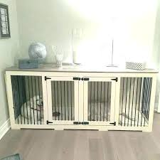 fancy dog crates furniture. Furniture Style Dog Crates Decorative That Look Like 6 The First Beautiful Indoor Wooden Crate Cr . Fancy