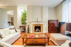 cozy living room with fireplace in luxury mansion stock photo 41635912 cozy rooms o71 living
