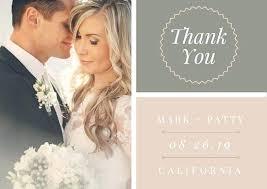 Wedding Thank You Samples A Thank You Wedding Ecards Cards Free Dipmax Pro