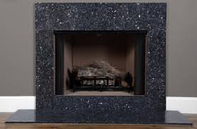 Multi Color Slate Firepplaces  This Fireplace Was Tiled With 1 X Slate Fireplace