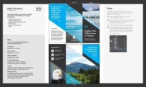 Ebrochure Template Professional Brochure Templates Adobe Blog