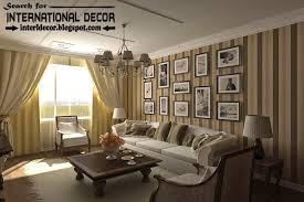 classic english style in the interior english interior wall stripes and frames