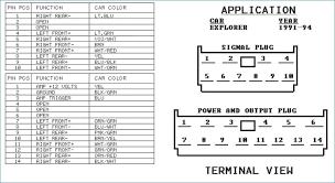 2003 ford escort zx2 car audio wiring diagram freddryer co 2001 ford excursion radio wiring diagram at Ford Excursion Radio Wiring Diagram