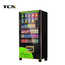 Snack Vending Machine Services Best TCN Vending Machines
