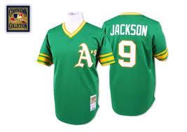 Jackson Replica Throwback - Green Oakland Athletics And Jersey Reggie Ness Men's Mlb 9 Mitchell bbaaeddaafcddbb|Cleveland To Vanish In San Francisco Fog On Monday