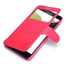Flip Cover for Lenovo S939 - Pink ...