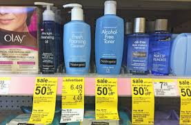 neutrogena foaming cleanser only 1 87 at walgreens