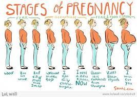 Pregnancy Month Chart Pin On Joy