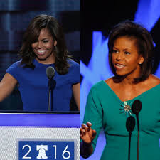 Transformation Tuesday Michelle Obama Goes from Lawyer to Fashion.