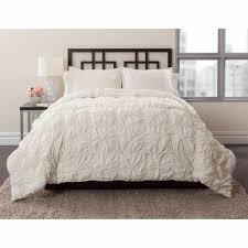 east end living knotted squares 3 piece bedding duvet set ivory com