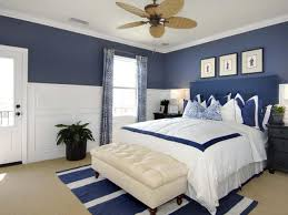 modern blue white contemporary bedroom interior modern