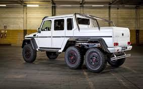 Mercedes-Benz G63 AMG 6x6 tuned by Carlsson | Get the latest car ...