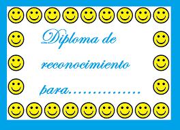 formato mencion de honor 10 plantillas de diplomas para niños para imprimir innatia com